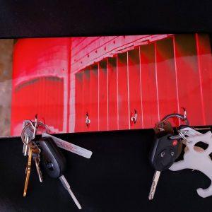 Photo Key Holder
